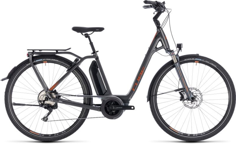 Cube Town Hybrid Sport Pro 400 Easy Entry (2018)