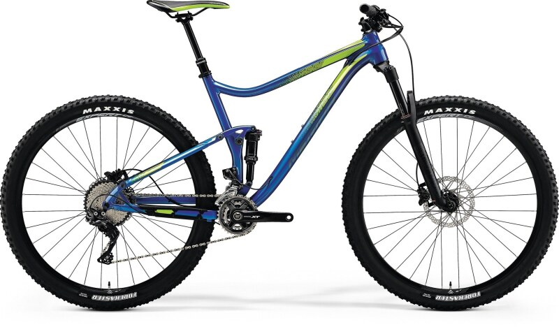 Merida ONE-TWENTY XT-EDITION 27.5 (2018)