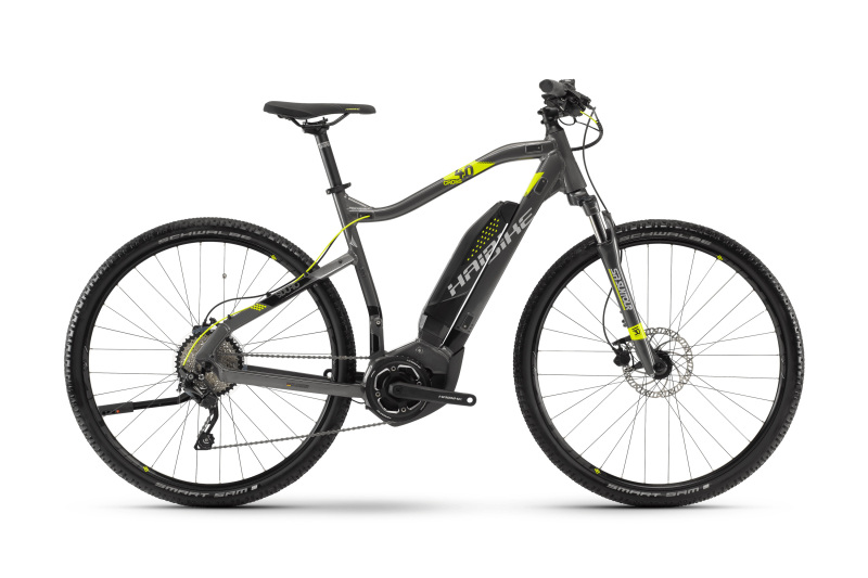 Haibike SDURO Cross 4.0 men 400Wh (2018)